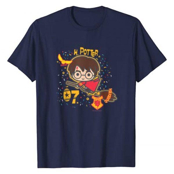 Harry Potter Graphic Tshirt 1 H. Potter 07 Quidditch Chibi T-Shirt