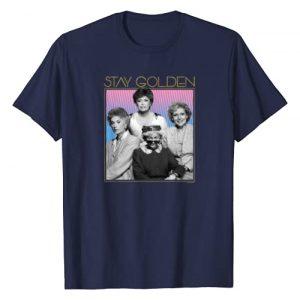 The Golden Girls Graphic Tshirt 1 Stay Golden T-Shirt