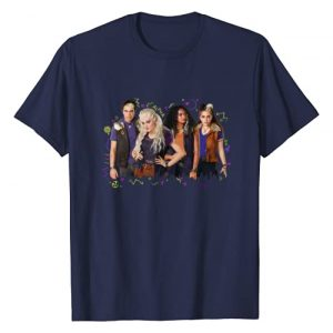 Disney Graphic Tshirt 1 Channel Zombies 2 Addison and Werewolves T-Shirt