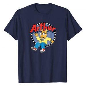 ARTHUR Graphic Tshirt 1 Non Distressed Arthur Waving Logo