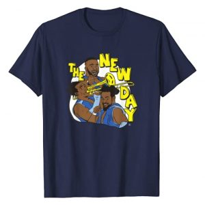 WWE Graphic Tshirt 1 New Day Group Illustration T-Shirt