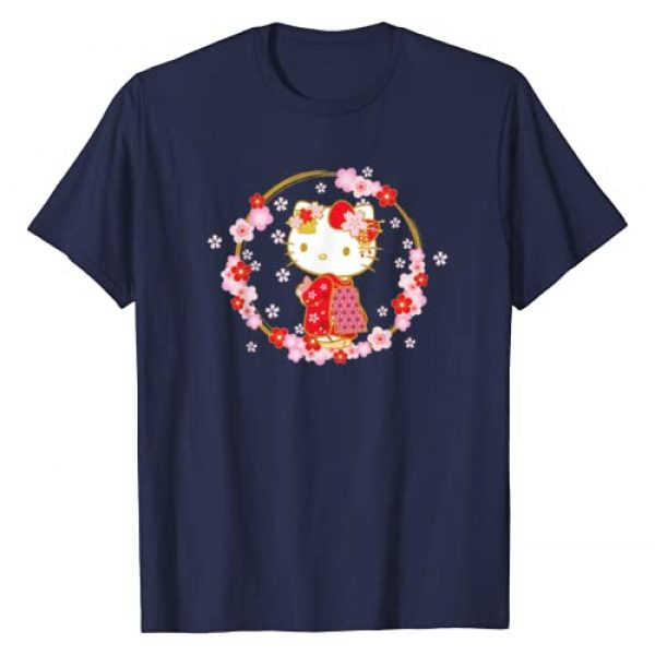 Hello Kitty Graphic Tshirt 1 Sakura Spring T-Shirt