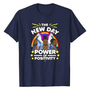 WWE Graphic Tshirt 1 New Day Cartoon Group T-Shirt