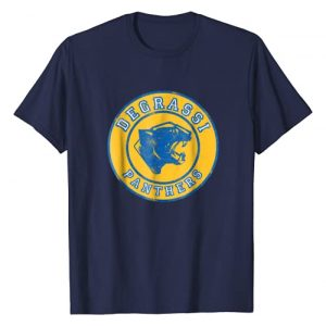 Degrassi Graphic Tshirt 1 Adult T Shirt - Panthers (Colour)
