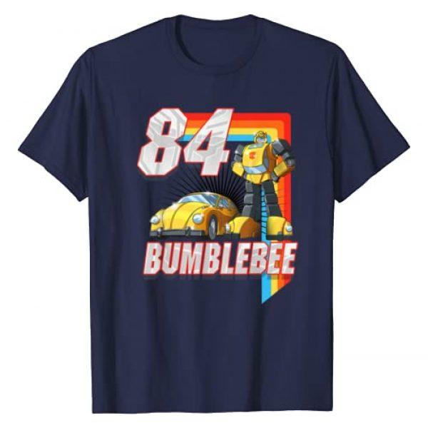Transformers Graphic Tshirt 1 Bumblebee 84 Retro T-Shirt