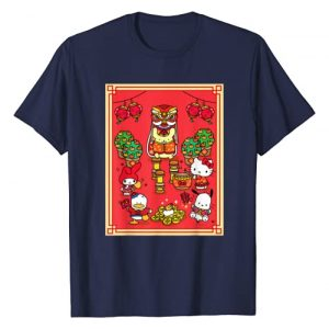SANRIO Graphic Tshirt 1 Hello Kitty and Friends Happy Lunar New Year 2020 T-Shirt