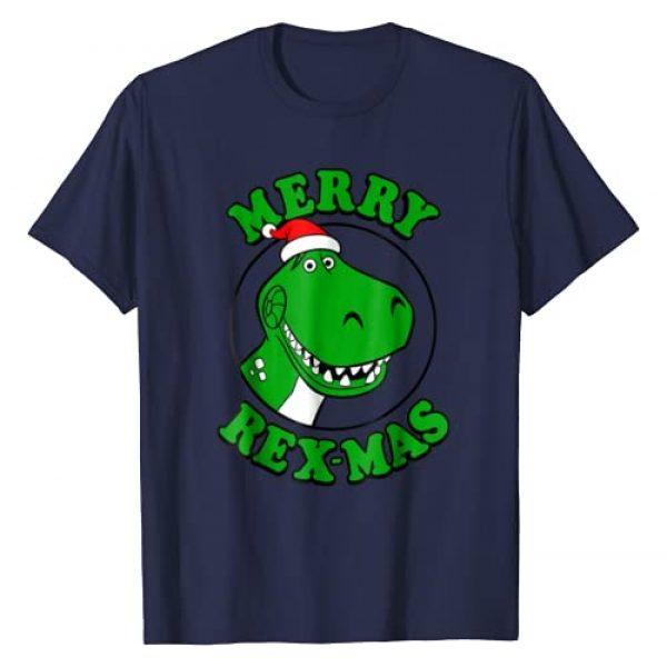Disney Graphic Tshirt 1 Pixar Toy Story Merry Rex-Mas Christmas T-Shirt