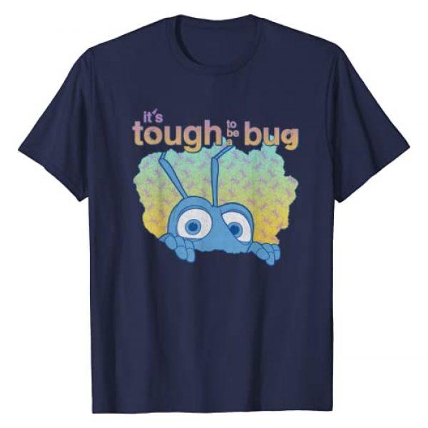 Disney Graphic Tshirt 1 Pixar Bug's Life Tough To Be A Bug Graphic T-Shirt