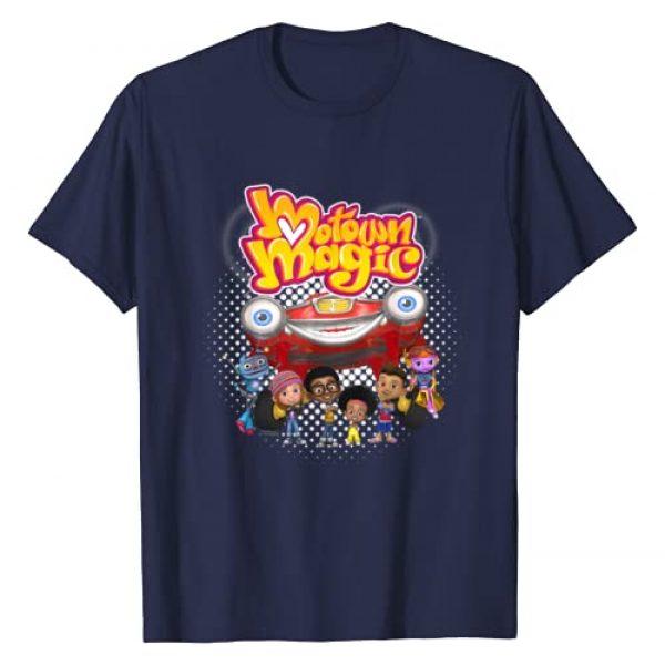 Motown Magic Graphic Tshirt 1 Official T-Shirt
