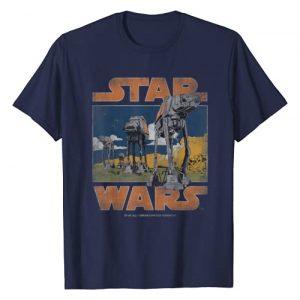 Star Wars Graphic Tshirt 1 AT-AT Walkers Vintage T-Shirt