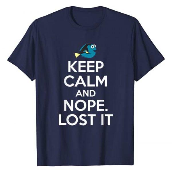Disney Graphic Tshirt 1 Pixar Finding Dory Nope Lost It Graphic T-Shirt T-Shirt