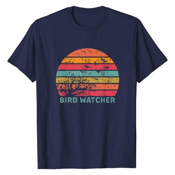 Birds IM Co Graphic Tshirt 1 Bird Watcher Gift Birding Bird Watching T-Shirt