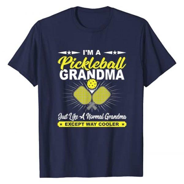 Funny Pickleball Shirts Graphic Tshirt 1 Funny Pickleball Grandma Pickleball Player Gift T-Shirt T-Shirt