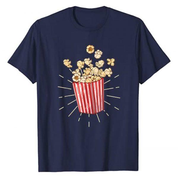 Best popcorn gift ideas Graphic Tshirt 1 Popcorn - great gift for popcorn fans - best popcorn T-Shirt