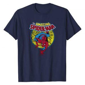 Marvel Graphic Tshirt 1 Amazing Spider-Man Vintage Comic Graphic T-Shirt T-Shirt