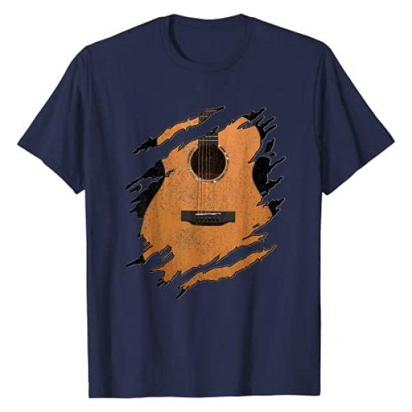 Guitar player gifts Graphic Tshirt 1 Guitar - Acoustic Music Guitarist Musician Gift T-Shirt