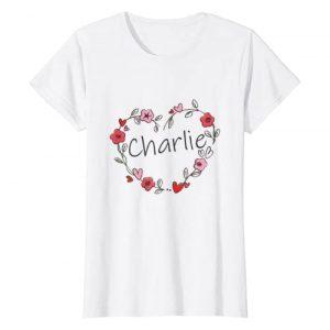 REVLON Graphic Tshirt 1 Charlie T-Shirt