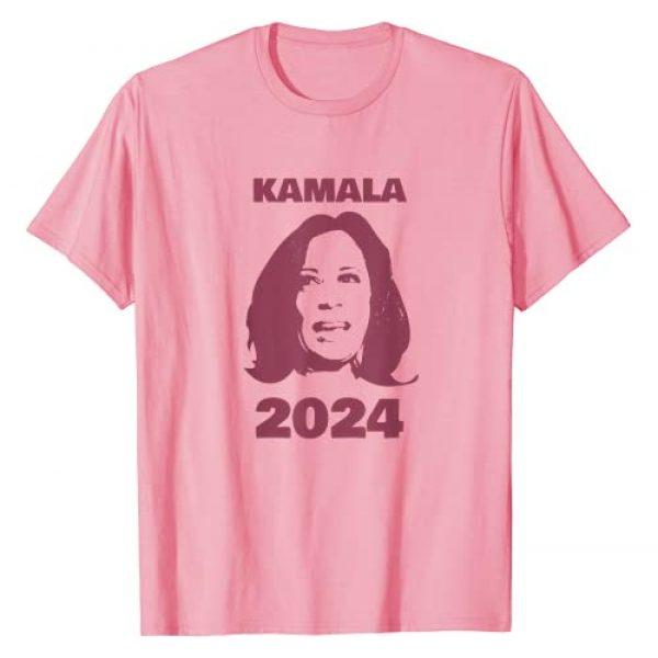 Kamala Harris 2024 President shirts, clothes Graphic Tshirt 1 Kamala Harris 2024 For President Campaign T-Shirt