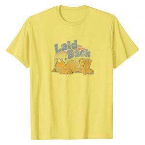 Garfield Graphic Tshirt 1 Laid Back T Shirt