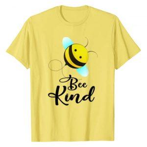 Bee kind Shirt ideas Graphic Tshirt 1 Bee kind Shirt -Bumble bee T-shirt for kindness T-Shirt