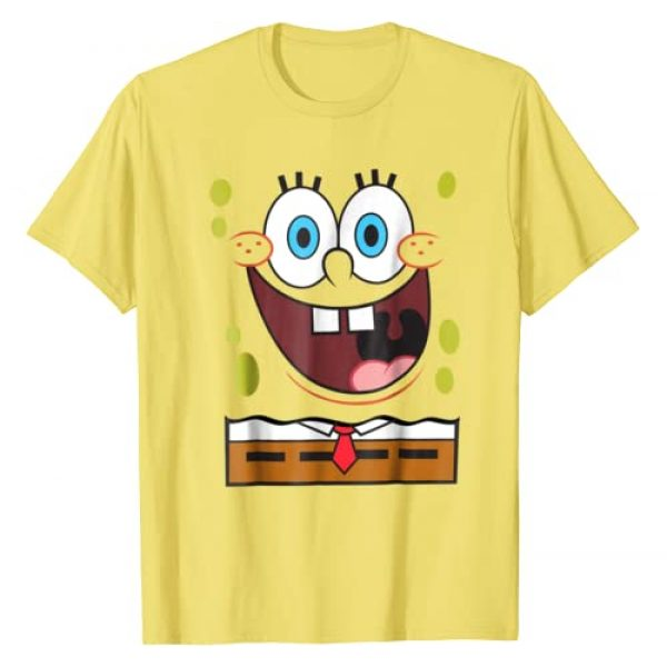 Nickelodeon Graphic Tshirt 1 Spongebob SquarePants Large Character T-Shirt