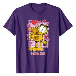 Garfield Graphic Tshirt 1 Hug Me T Shirt