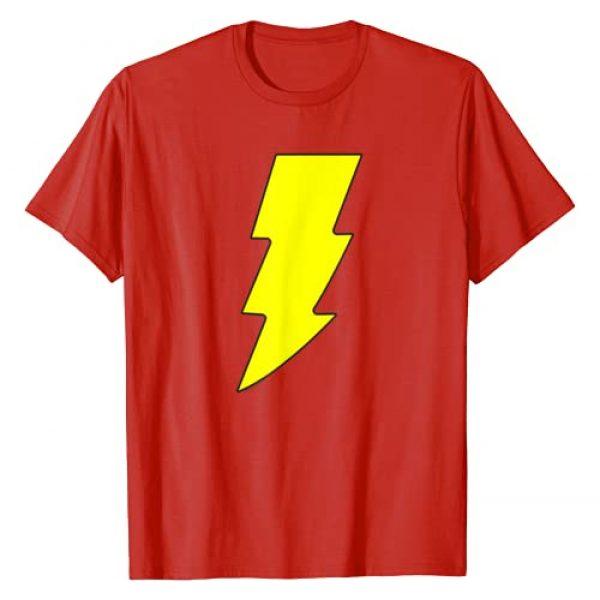 DC Comics Graphic Tshirt 1 Shazam! Logo T-Shirt