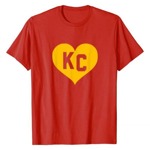Cute I Love Kansas City Heart KC Tees Gift Graphic Tshirt 1 Cute I Love Kansas City Heart KC T-Shirt