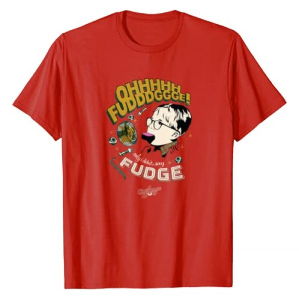 Warner Bros. Graphic Tshirt 1 A Christmas Story Oh Fudge T Shirt