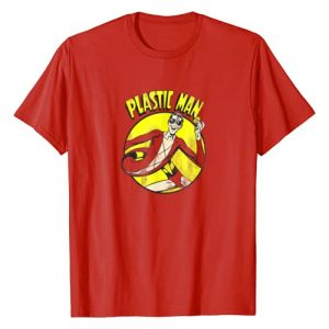 DC Comics Graphic Tshirt 1 Justice League Plastic Man T-Shirt