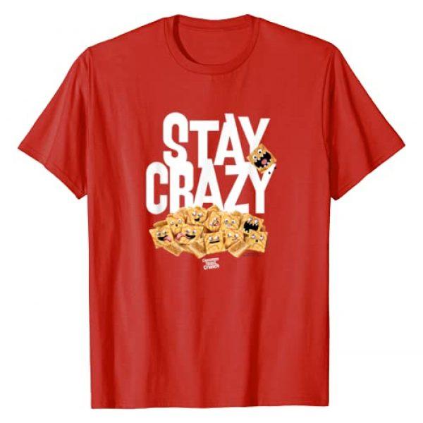 Tee Luv Graphic Tshirt 1 Cinnamon Crunch Toast T-Shirt #33646