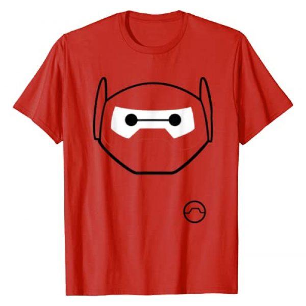 Disney Graphic Tshirt 1 Big Hero 6 Baymax Halloween Graphic T-Shirt