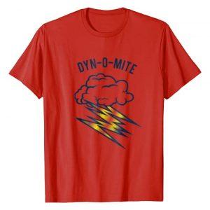 Mari-Janes Graphic Tshirt 1 DYN-O-MITE JJ Evans Good Times Pajama t-shirt