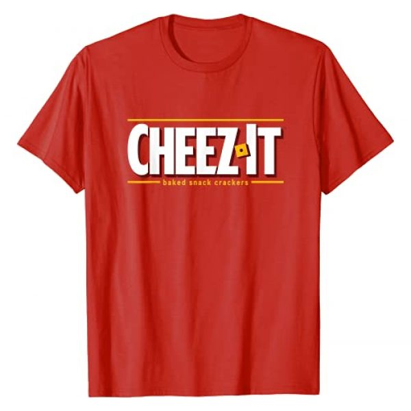 Kellogg's Graphic Tshirt 1 Cheez-It Logo T-Shirt