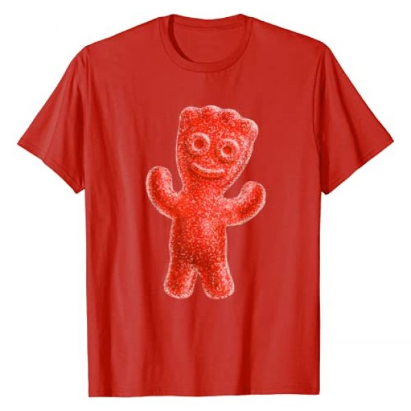 Sour Patch Kids Graphic Tshirt 1 Candy Red Kid T Shirt