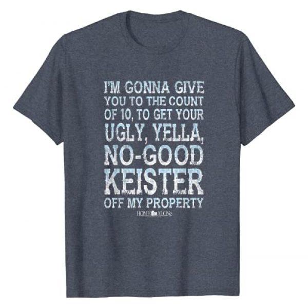 20th Century Fox Movies Graphic Tshirt 1 Home Alone Off My Property T Shirt T-Shirt