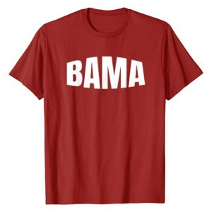 Bama Gear Tees Graphic Tshirt 1 Cool Bama Alabama Pride Gift T-Shirt Men Women Kids T-Shirt