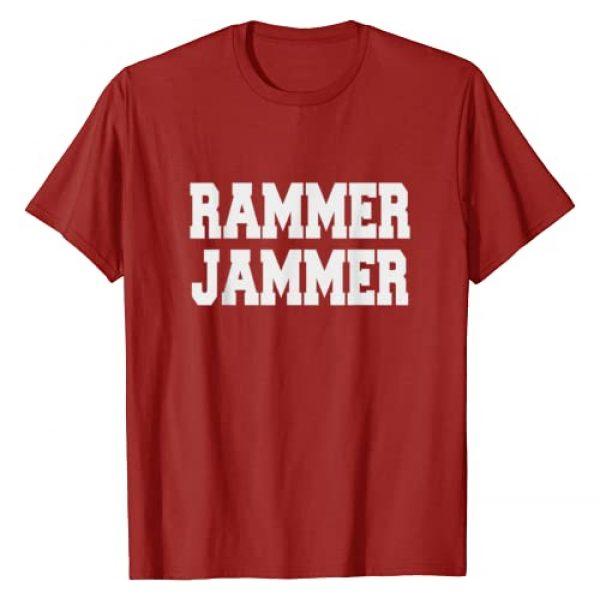 Rammer Jammer Alabama Tees Graphic Tshirt 1 Rammer Jammer Alabama Pride T-shirt
