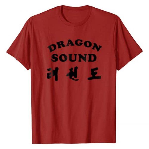 Dragon Sound Tees Graphic Tshirt 1 Sound Dragon Shirt T-shirt Tee