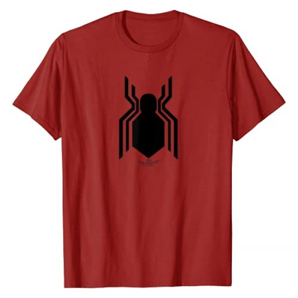 Marvel Graphic Tshirt 1 Spider-Man Homecoming Official Logo Graphic T-Shirt T-Shirt
