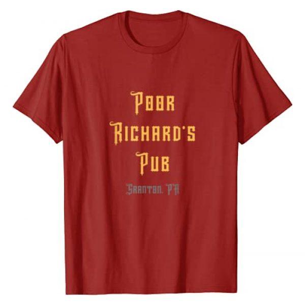 Fan Faves Graphic Tshirt 1 Poor Richards Pub funny T-Shirt