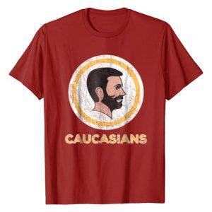 Caucasians Pride Shirts Graphic Tshirt 1 Caucasian T-Shirt Caucasians Pride Vintage Funny Shirt