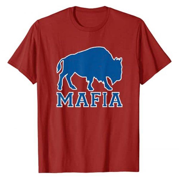 Vintage Retro Bills Fan Mafia Gift For Buffalo Fan Graphic Tshirt 1 Vintage Retro Bills Fan Mafia - Buffalo Sports Fan Football T-Shirt