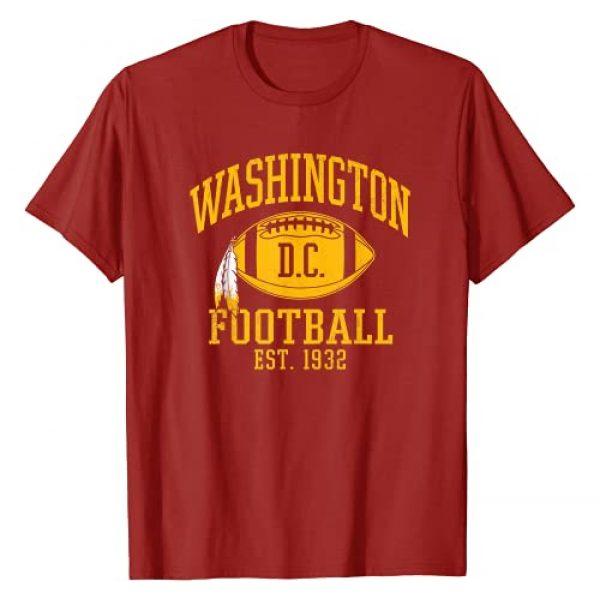 Washington DC Graphic Tshirt 1 Vintage Washingtonl DC T-Shirt