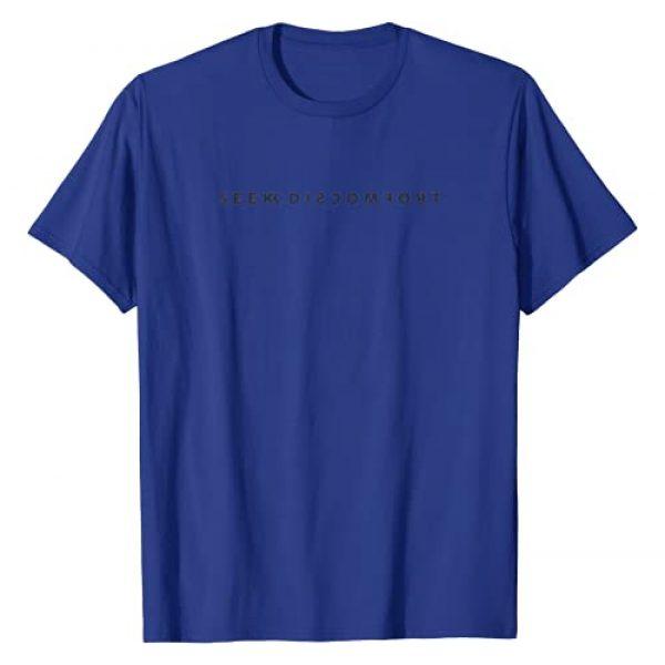Yes Theory Seek Discomfort Graphic Tshirt 1 Yes Theory Seek Discomfort T-Shirt