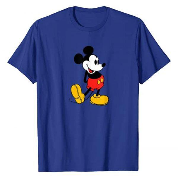 Disney Graphic Tshirt 1 Classic Mickey Mouse T-Shirt