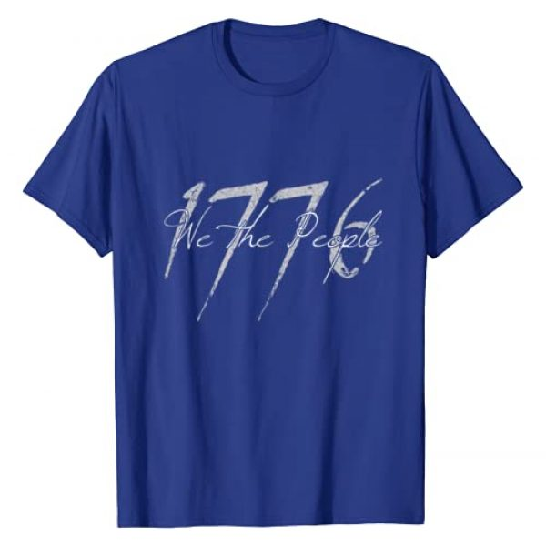 U.S. Constitution Day 1776 We the People United St Graphic Tshirt 1 U.S. Constitution Day 1776 We the People T-Shirt