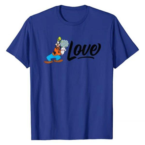 Disney Graphic Tshirt 1 Goofy Love T-Shirt