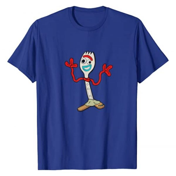 PIXAR Graphic Tshirt 1 Disney Pixar Toy Story 4 Forky T-Shirt