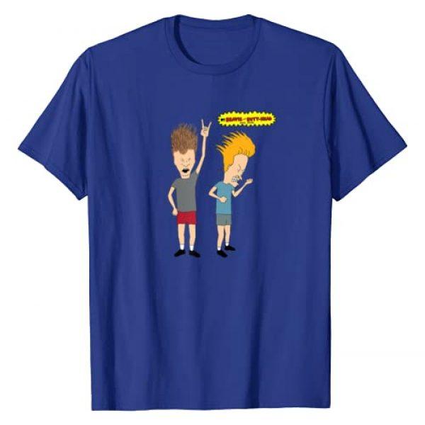 MTV Graphic Tshirt 1 Beavis & Butthead